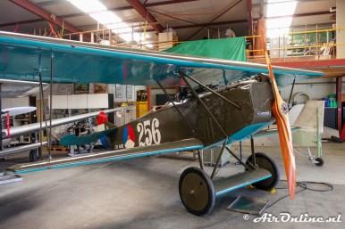 PH-LVA Fokker D.VII Replica