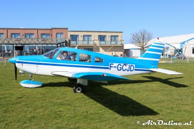 F-GCJD Piper PA-28-161 Warrior II