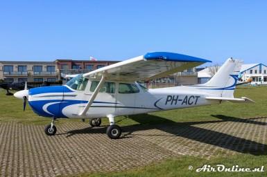 PH-ACT Cessna 172M Skyhawk