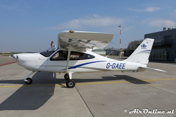 G-GAEE Tecnam P2010