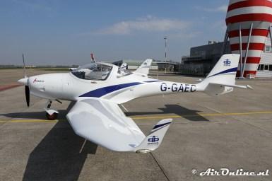 G-GAEC Aquila A211