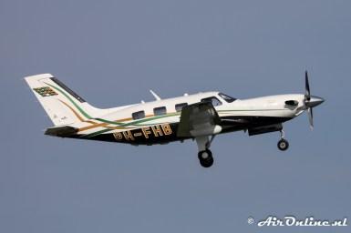 PH-FHB Piper PA-46-500TP Malibu Meridian