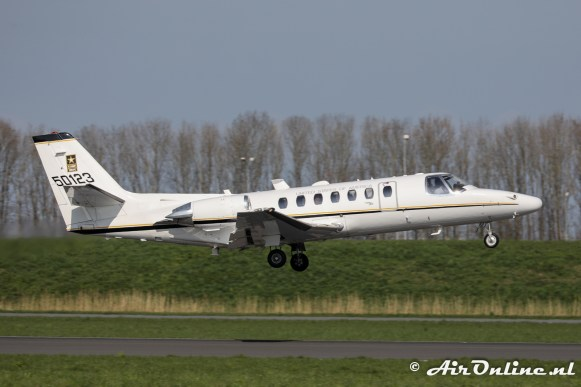 95-00123 Cessna UC-35A Citation Ultra US Army