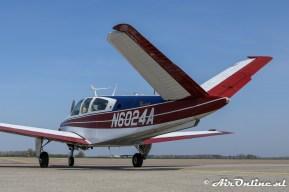 N6024A Beech V35B Bonanza