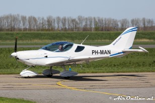 PH-MAN Czech Aircraft Works SportCruiser