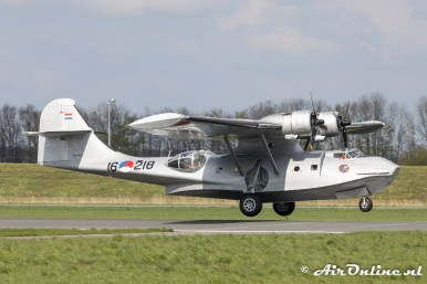 PH-PBY /16-218 Consolidated PBY-5A Catalina