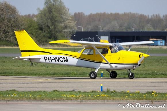 PH-WCM Reims/Cessna F.172M Skyhawk