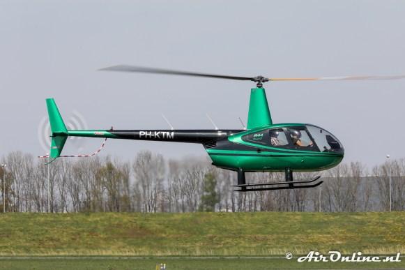 PH-KTM Robinson R44 Raven II
