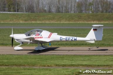 D-EFZW HOAC DV 20 Katana.