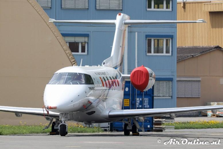 HB-VXA Pilatus PC-24 (c/n P01)