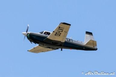 OO-LVT Mooney M20J-201