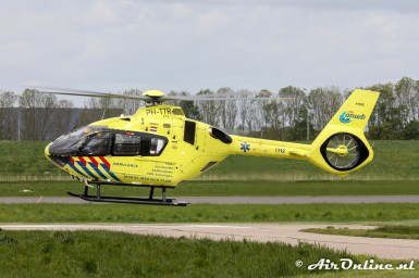 PH-TTR Airbus Helicopters H135