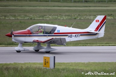 HB-KFI Robin DR400/140B Dauphin