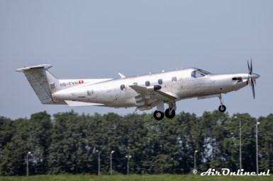 HB-FVM Pilatus PC-12/47E