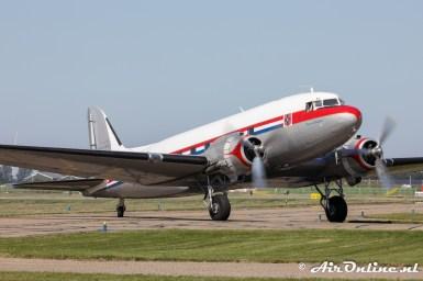 PH-PBA Douglas DC-3 Dakota