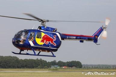 D-HSDM MBB Bo.105CBS-4 Red Bull
