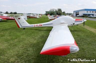 D-KLBW Grob G109B