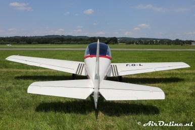 D-EKHU Laverda F.8L Falco IV