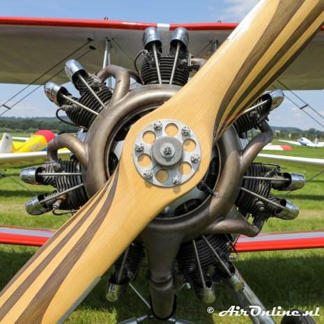 D-EQAX Focke-Wulf Fw.44J Stieglitz