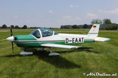 D-EAAT Bolkow Bo.209C Monsun 160FV