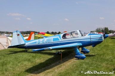 G-EJBI Bolkow Bo.207