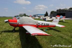 D-EAAM Bolkow Bo.209C Monsun 160RV