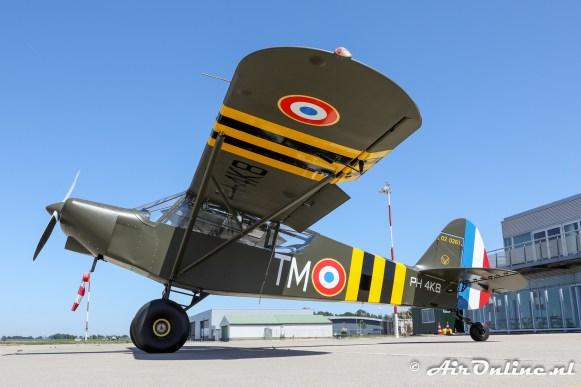 PH-4K8 Zlin Savage Cub