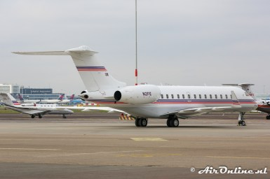 N2FE Bombardier BD-700-1A10 Global Express