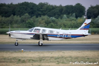 D-ELHL Piper PA-32R-301T Turbo Saratoga SP