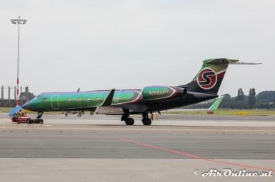 N888XY Gulfstream GV