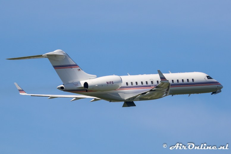 N1FE Bombardier BD-700-1A10 Global Express