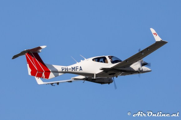 PH-MFA Diamond DA 42NG Twin Star
