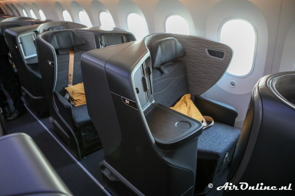 Business Class - Turkish Airlines