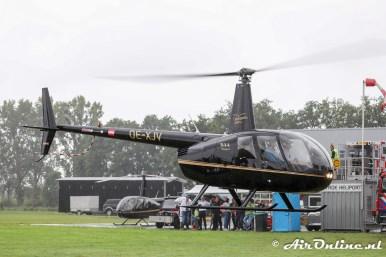 OE-XJV Robinson R44 Raven