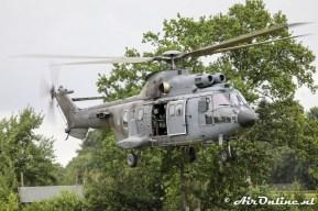 S-454 Eurocopter AS 532 U2 Cougar - KLu