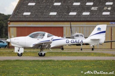 G-GAEA Aquila A210