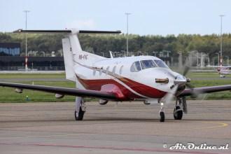 HB-FVC Pilatus PC-12/47E