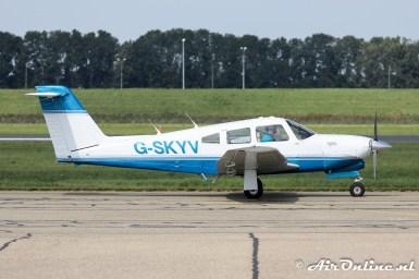 G-SKYV Piper PA-28RT-201T Turbo Arrow IV