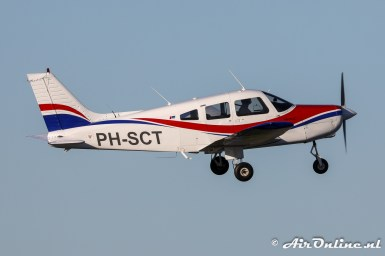 PH-SCT Piper PA-28-161 Warrior II