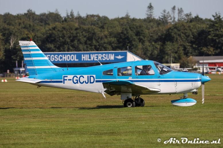 F-GCJD Piper PA-28-161 Warrior II