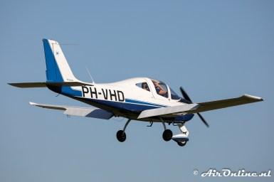 PH-VHD Tecnam P2002-JF Sierra
