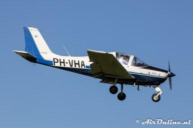 PH-VHA Tecnam P2002-JF Sierra
