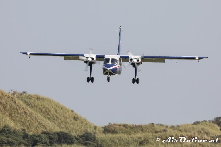 D-IFCS Britten-Norman BN-2B-26 Islander