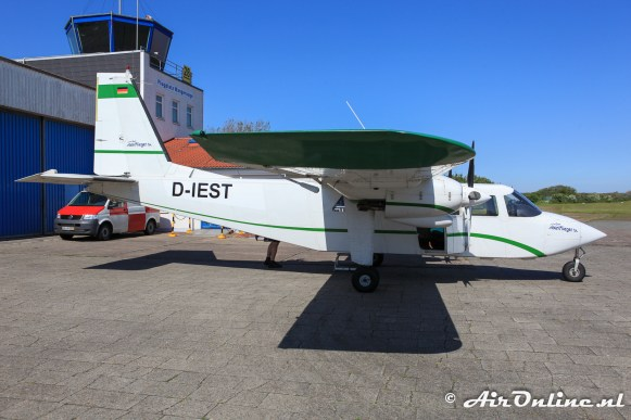 D-IEST Britten-Norman BN-2B-26 Islander LFH