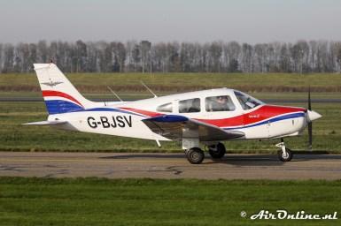 G-BJSV Piper PA-28-161 Warrior II