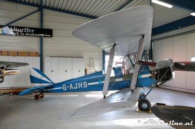 G-AJHS De Havilland DH-82A Tiger Moth