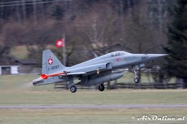 J-3097 Northrop F-5E Tiger II Swiss AF