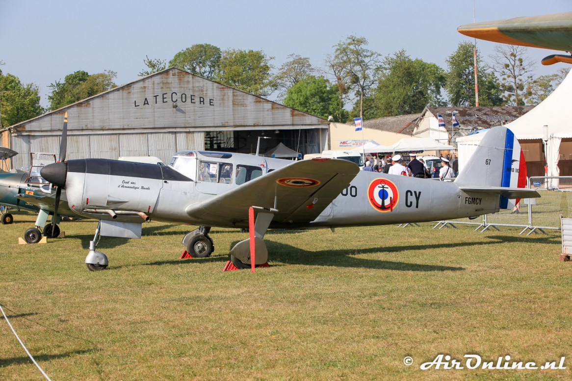 F-GMCY SNCAN Nord 1101 Ramier