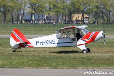 PH-KNE Piper PA-18-135 Super Cub
