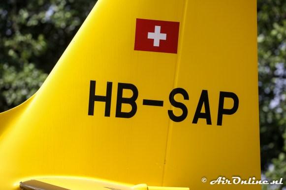 """HB-SAP"" (PH-SPC) Grob G-115A"